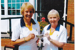 Rhona Holland and Julie Spreadbury